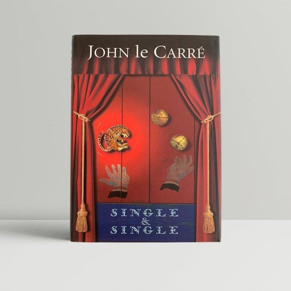 john le carre single and single first uk edition 1999 11510