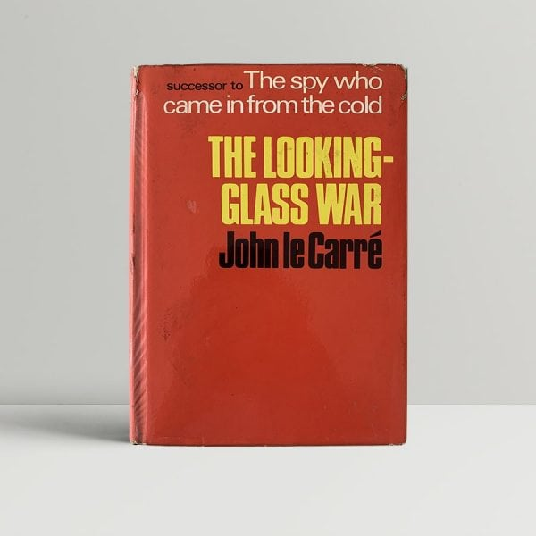 john le carre the looking glass war first uk edition 1965