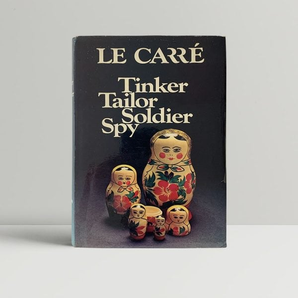 john le carre tinker tailor soldier spy first uk edition 1974 2