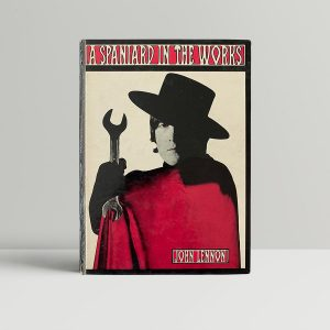 john lennon a spaniard in the works first uk edition