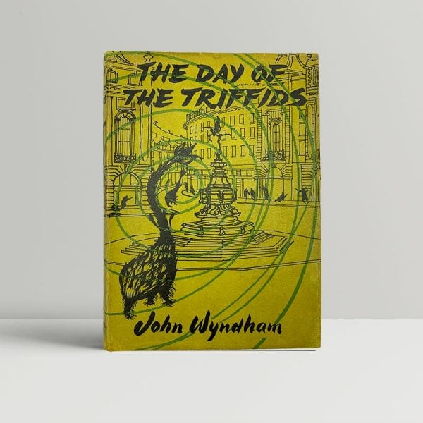john wyndham the day of the triffids first uk edition 1951 9007