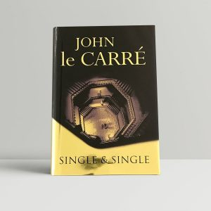 john le carre single and single signed first edition1