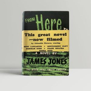 jones james from here to eternity first uk edition 1952 2