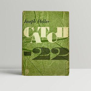 joseph heller catch 22 first uk edition 1962