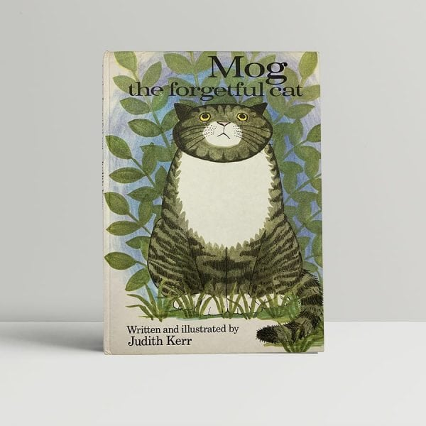 judith kerr mog the forgetful cat first uk edition 1970 2