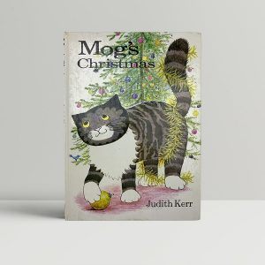 judith kerr mogs christmas first uk edition 1976