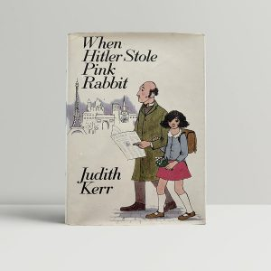 judith kerr when hitler stole pink rabbit first uk edition 1970 fine