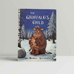 julia donaldson alex scheffler the gruffalos child first uk edition 2004