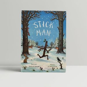 julia donaldson stick man first uk edition 2008