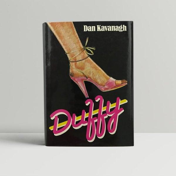 kavanagh dan julian barnes duffy first uk edition 1980