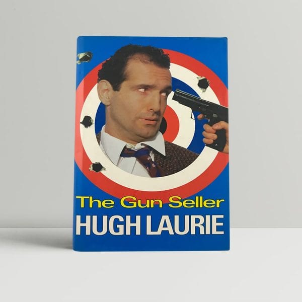 laurie hugh the gun seller first uk edition 1996