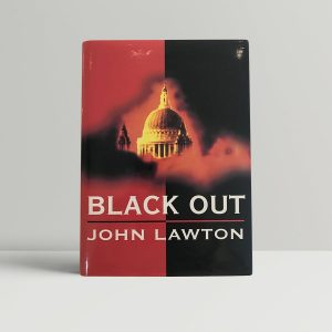lawton john black out first uk edition 1995
