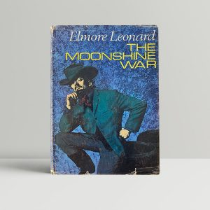 leonard elmore the moonshine war first uk 1970
