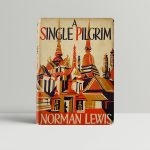 lewis norman a single pilgrim first uk edition 1953