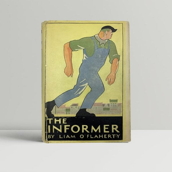 liam oflaherty the informer first uk edition 1925