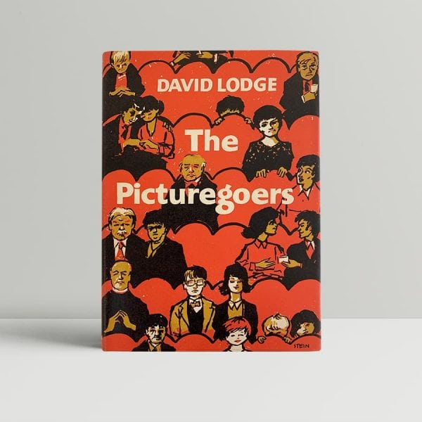 lodge david the picturegoers first uk edition 1960