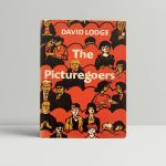 lodge david the picturegoers first uk edition signed