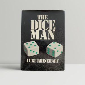 luke rhinehart the dice man first uk edition 1971