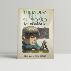 lynne reid banks the indian in the cupboard first uk edition 1980