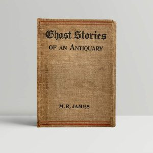 m r james ghost stories of an antiquary first uk edition 1904