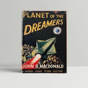 macdonald john d planet of the dreamers first uk edition 1954