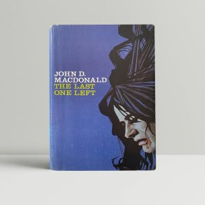 macdonald john d the last one left first uk edition 2 1