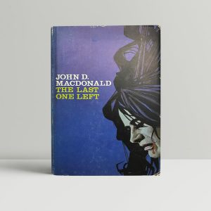 macdonald john d the last one left first uk edition