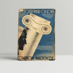 mackenzie compton the south wind of love first uk edition signed