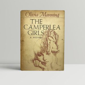 manning olivia the camperlea girls first us edition signed