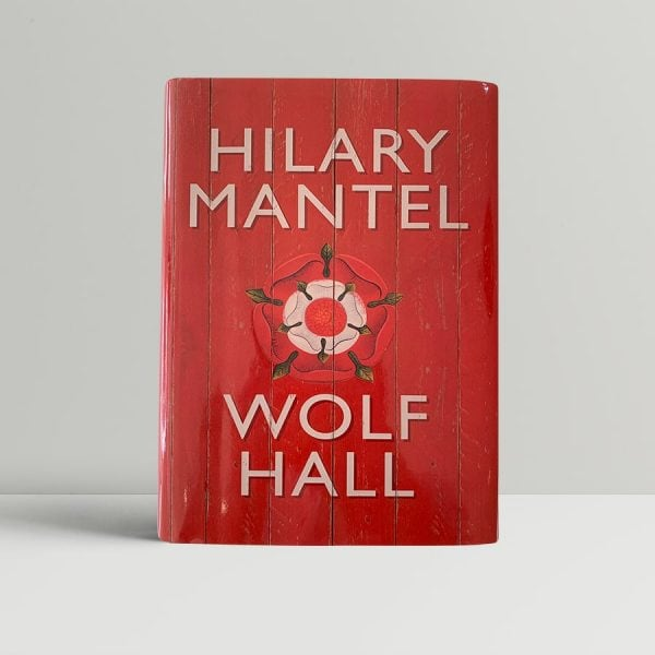 mantel hilary wolf hall first uk edition
