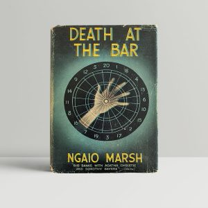 marsh ngaio death at the bar first uk edition 1940