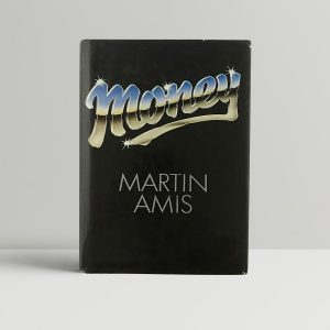 martin amis money first uk edition 1984