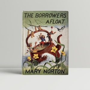 mary norton the borrowers afloat first uk edition 1959 fine