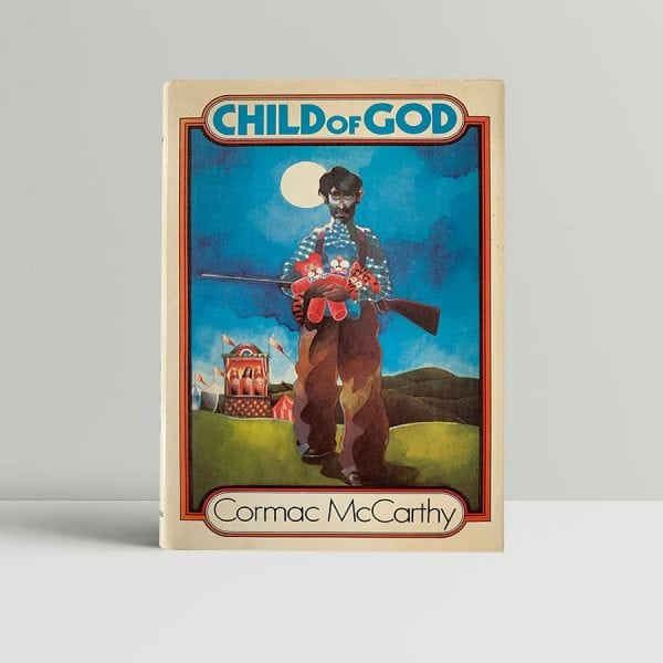 mccarthy cormac child of god first uk edition 1975