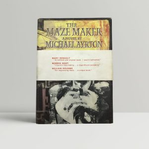michael ayrton the maze maker first uk edition 1967