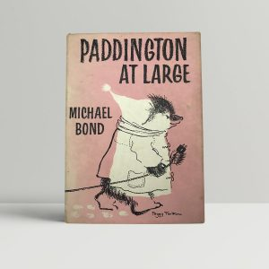 michael bond paddington at large first uk edition 1962 2