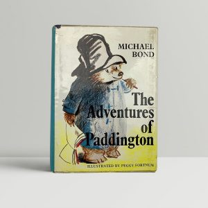 michael bond the adventures of paddington first uk edition 1965