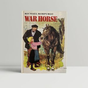 michael morpurgo war horse first uk edition 1982