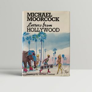 moorcock michael hollywood 1st uk edition 1986