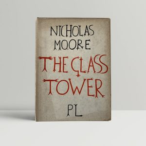 moore nicholas the glass tower first uk edition 1944