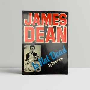 morrissey james dean is not dead first uk edition 1983
