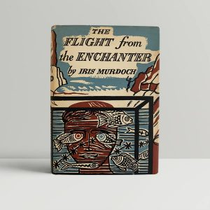murdoch iris flight from the enchanter first uk edition 1956