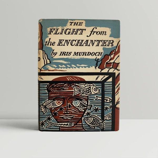 murdoch iris flight from the enchanter first uk edition 1956