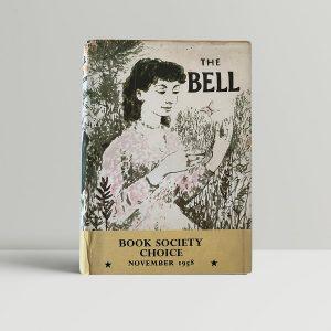 murdoch iris the bell first uk edition 1958
