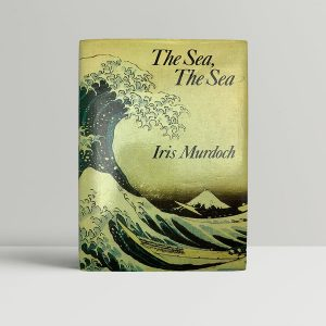 murdoch iris the sea sea first uk edition 1978 signed