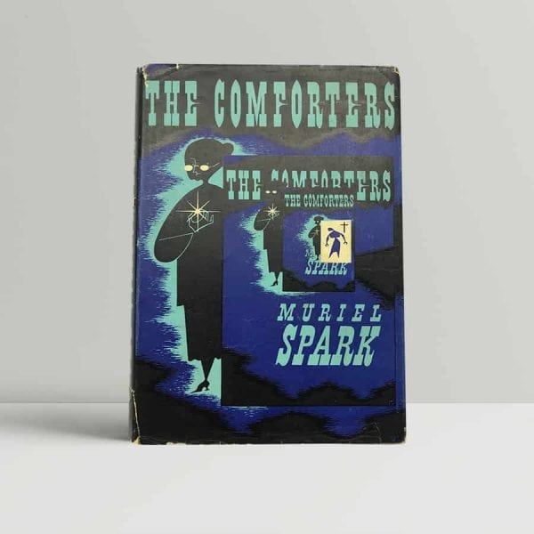 muriel spark the comforters first uk edition 1957