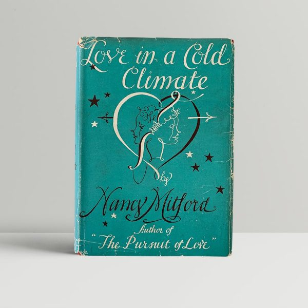 nancy mitford love in a cold climate first uk edition 1949