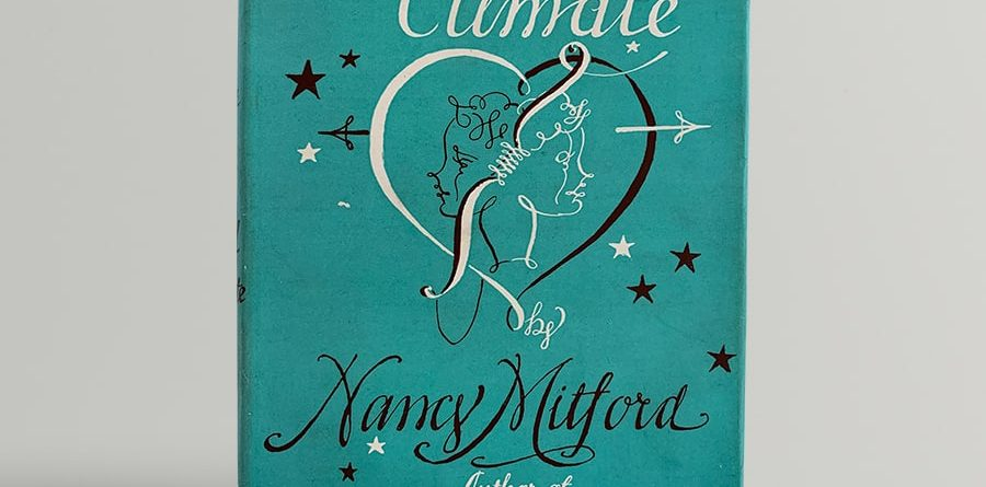 nancy mitford love in a cold climate signed edition 1949 11493