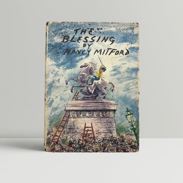 nancy mitford the blessing first uk edition 1951