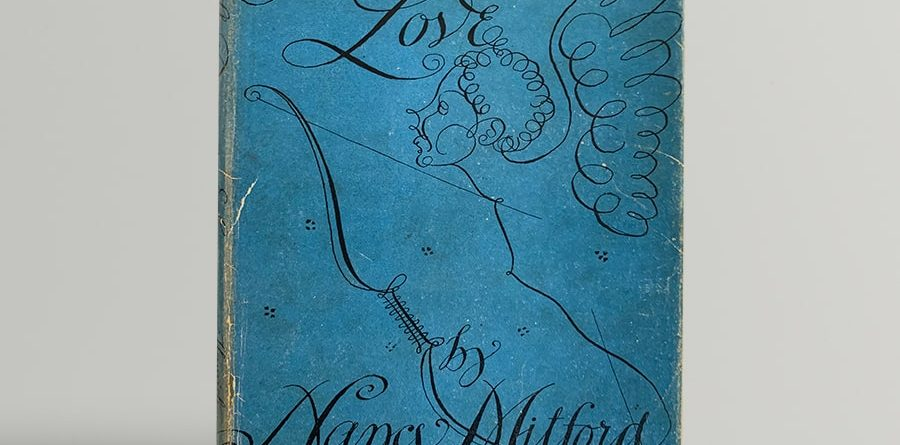 nancy mitford the pursuit of love first uk edition 1945 3